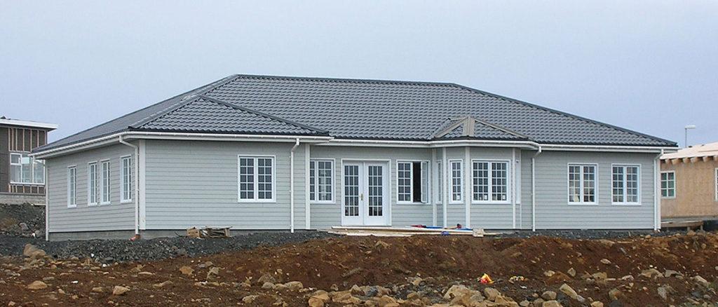 Garður 230 m2